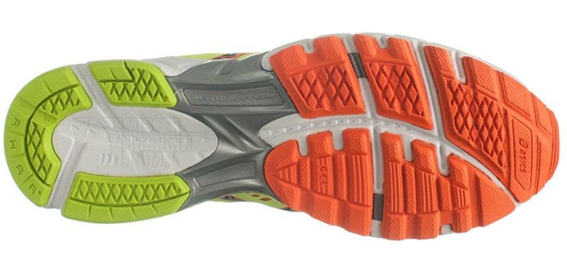 Мужские беговые кроссовки Asics Gel-DS Trainer 19 Neutral Lite (T406Q 0493) желтые фото