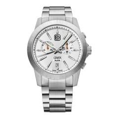 Мужские наручные швейцарские часы Cover Co155.ST2M