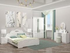 Спальня Гармония мдф белый