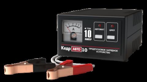 Зарядно-предпусковое устройство Кедр-авто-10 (12В, 10A)