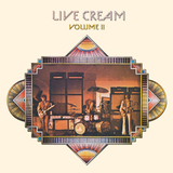 Cream / Live Cream, Volume II (LP)