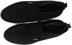 Зимние ботинки мужские классические Richesse R454