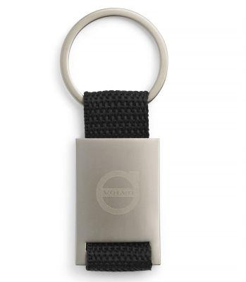 Брелок Volvo Key Ring, Satin Black