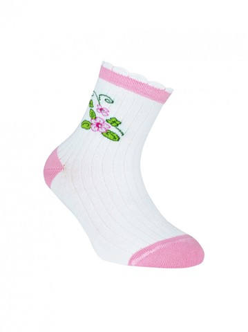 Детские носки Tip-Top 7С-45СП (со стразами и люрексом) рис. 249 Conte Kids