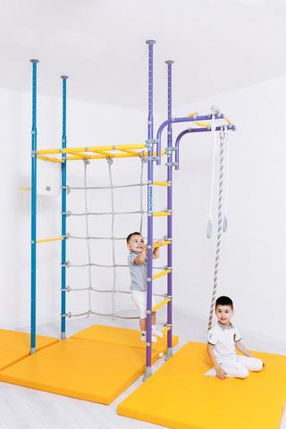 Шведская стенка ROMANA R4 (для двух детей)