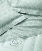 Постельное белье 2 спальное евро Blumarine Macrame серое