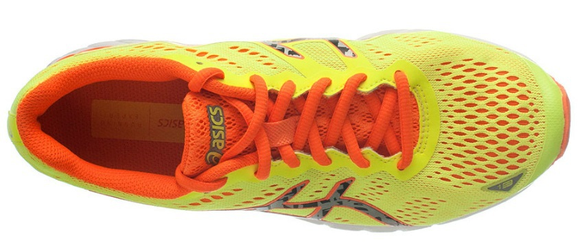 Мужские кроссовки для бега Asics Gel-DS Trainer 19 Neutral Lite (T406Q 0493) желтые фото