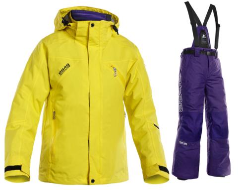 Детский горнолыжный костюм 8848 Altitude Troy/Mowat