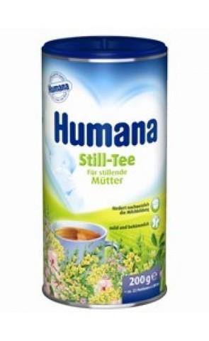 Humana Чай для кормящих мам  200г