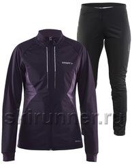 Лыжный костюм Craft Storm 2.0 New Dark Violet женский