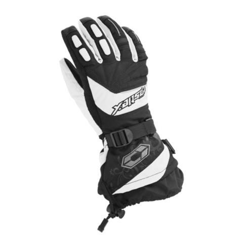 Снегоходные перчатки Castle X Rizer-G7 SC19 Lady White