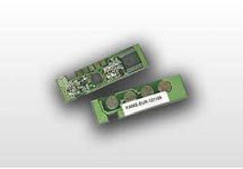 Чип голубой Samsung CLT-C406S для принтеров Samsung CLP-360, 362, 363, 364, 365, 367W,368 CLX-3300, 3302, 3303, 3304, 3305, 3307 cyan. Ресурс 1000 страниц
