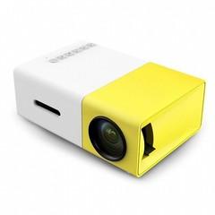 LED проектор Aao YG300 портативный переносной