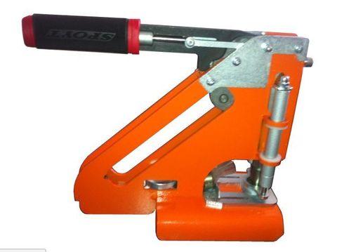 Пресс для установки люверсов Grafalex AL с насадкой на 10 мм, пробивка штоком