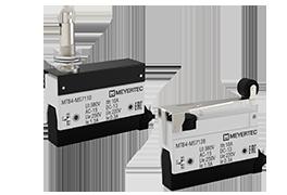 Концевые выключатели IP54 MTB4-MS
