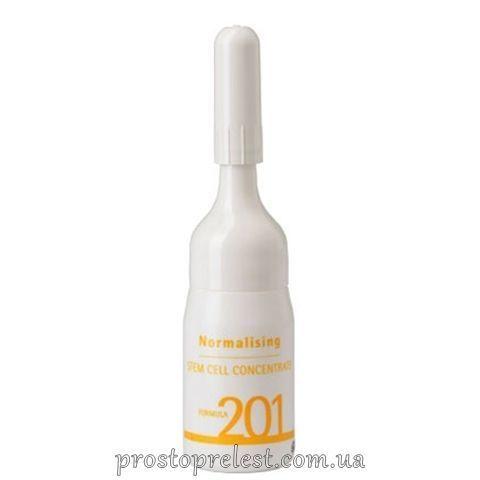 Histomer Formula 201 Normalising Stem Cells - Нормализующий концентрат стволовых клеток для жирной кожи