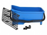 Kubala прямоугольное ведро на колесах 20 литров для укладки плитки