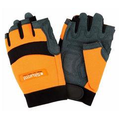 Тактические перчатки Sturm короткие пальцы