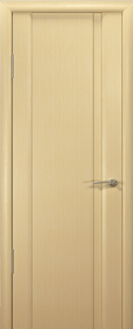 Дверь Океан Шторм-1 , цвет беленый дуб, глухая