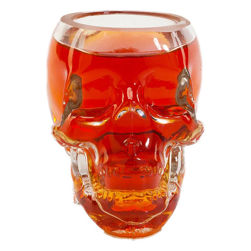 Стильная стопка для крепких алкогольных напитков