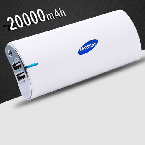 Внешний аккумулятор Samsung 20000 mah power bank