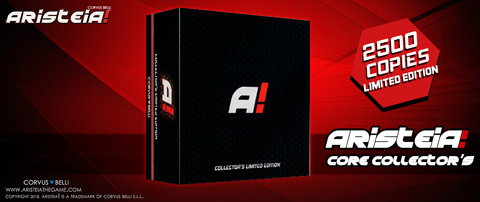 Aristeia! Core Collector?s Limited Edition (EN)