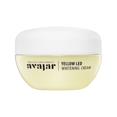 AVAJAR | Отбеливающий крем (Yellow LED Whitening Cream)