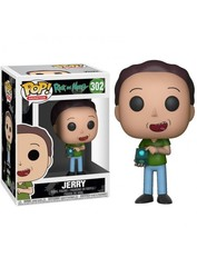 FUNKO-POP! ANIMATION: RICK & MORTY SERIES 3-JERRY