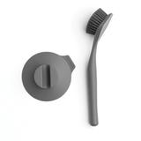 Щетка для мытья посуды с держателем на присоске, артикул 117589, производитель - Brabantia