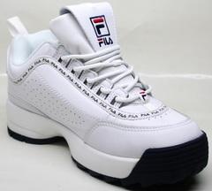 Женские кроссовки для фитнеса Fila Disruptor 2 FW01655-114