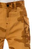 Штаны камуфляжные печоный спереди фото 2
