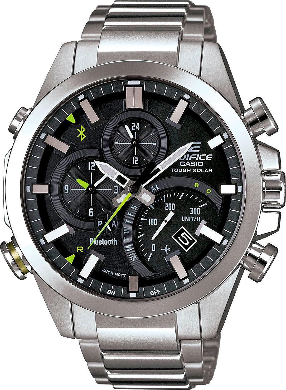 Умные наручные часы Casio Edifice EQB-501D-1AER- купить по цене ... baed073e06f