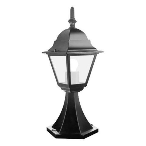 Светильник садово-парковый, 60W 230V E27 черный, 4104 (Feron)