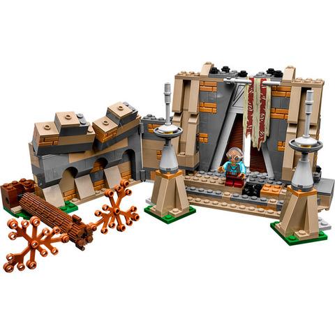 LEGO Star Wars: Битва на планете Такодана 75139