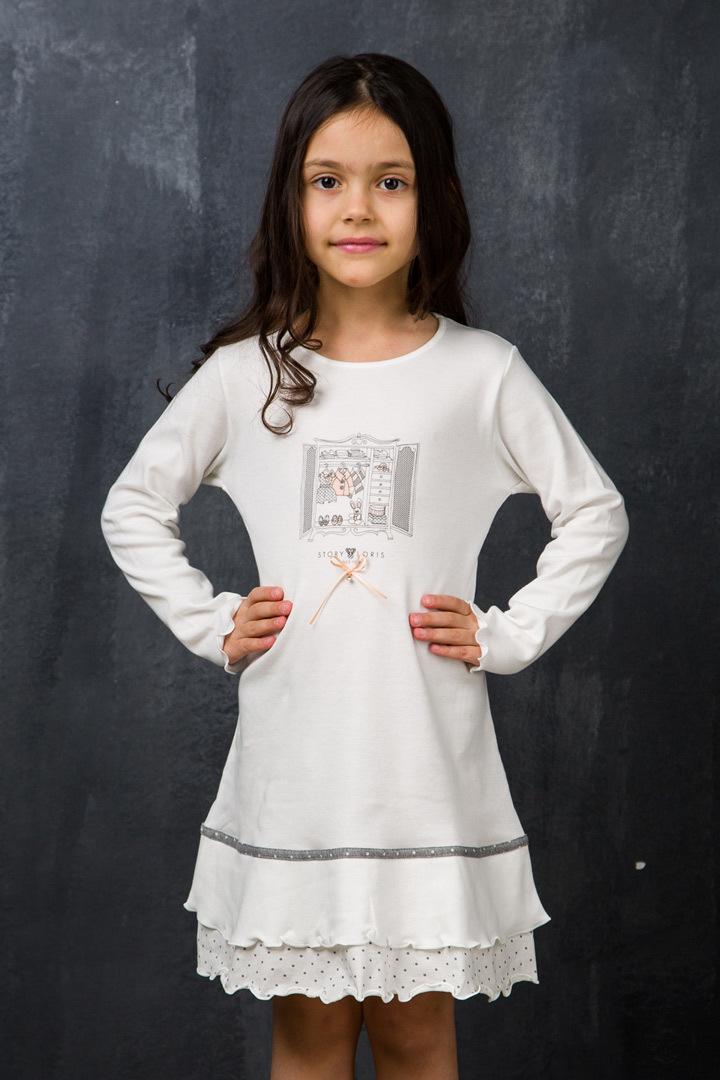 Детское домашнее платье Story Loris (Для девочек)