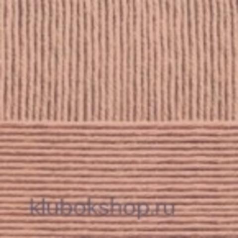 Пряжа Детская объемная (100 г/ моток) Пехорка 165 Темно-бежевый - купить в интернет-магазине недорого klubokshop.ru