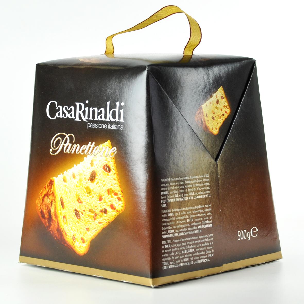 Кулич Casa Rinaldi классический 500 г