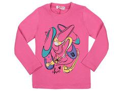 5016-16 джемпер детский, розовый