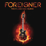 Foreigner / The Flame Still Burns (Single)(10