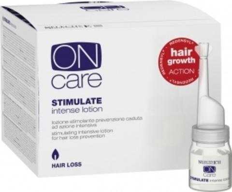 Selective Professional Stimulate Intense Lotion - Стимулирующий лосьон от выпадения волос