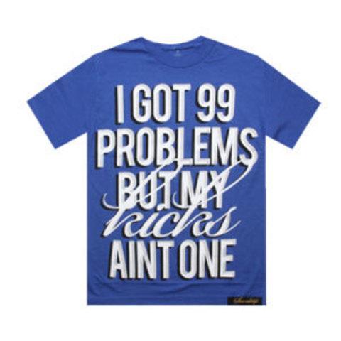 99 проблем синяя фото 1