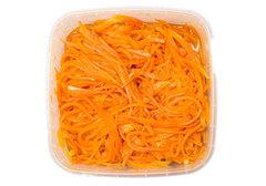 Морковь по-корейски острая, 400г