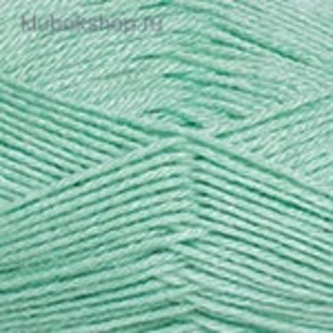 Silk Royal Yarnart 440 светло-зеленый - пряжа, фото