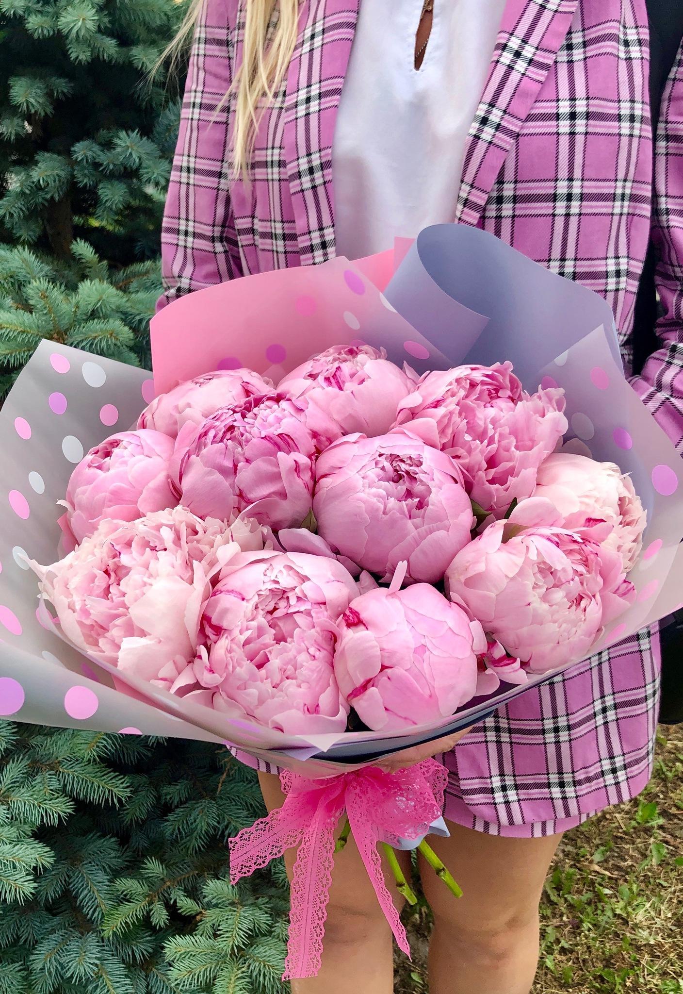 Доставка цветов хабаровск пионы, марта