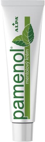 Alpa травяной массажный крем Паменол (приносит облегчение при радикулите, простуде, головной боли), 40мл