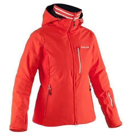 Женская горнолыжная куртка 8848 Altitude Leonor (neon red)