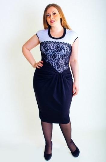 Платье 37-009