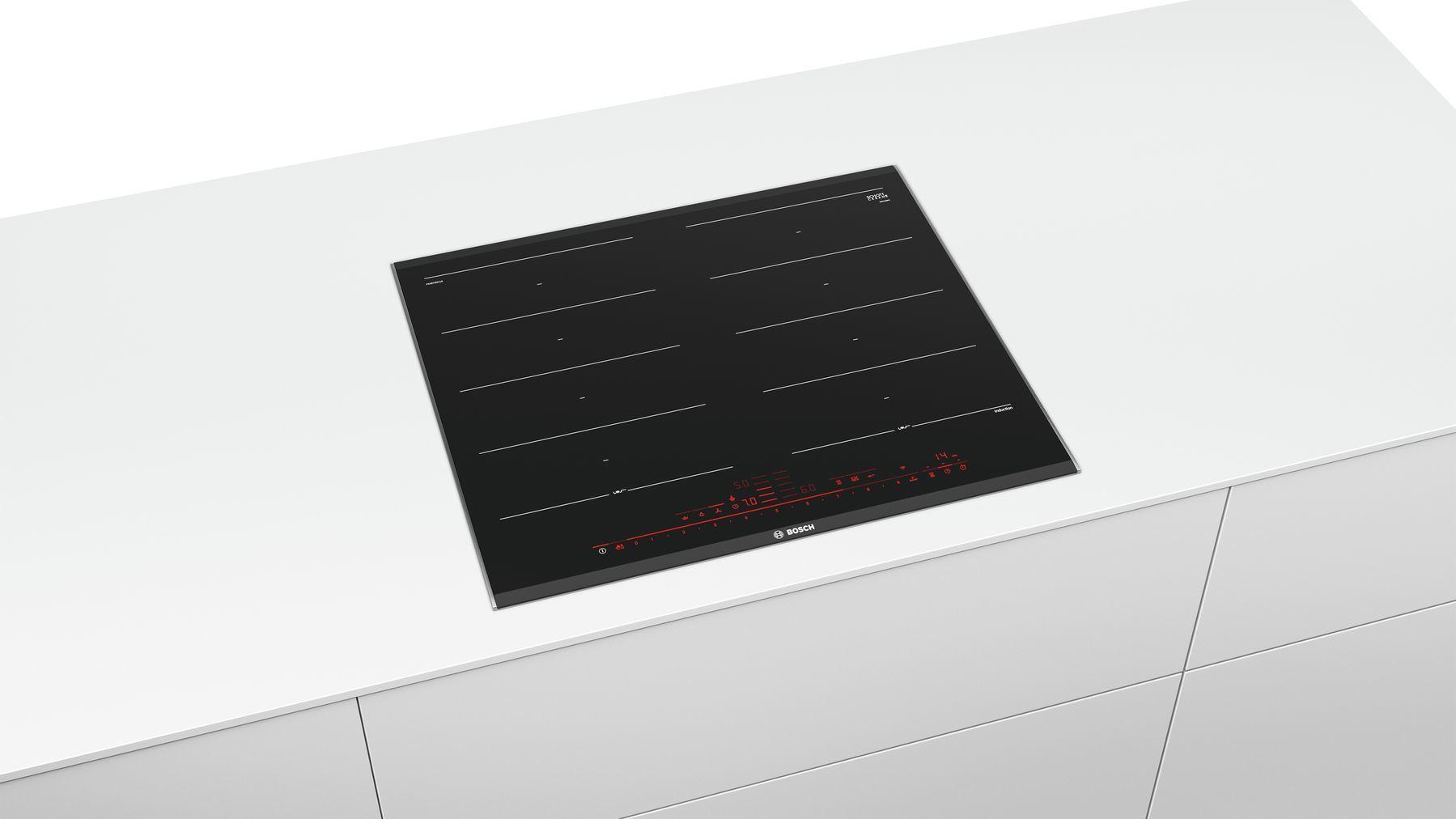 Независимая индукционная варочная панель Bosch PXX675DV1E