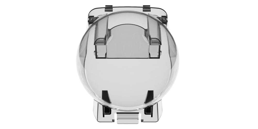 Защита подвеса DJI Mavic 2 Zoom Gimbal Protector (Part16) вид спереди