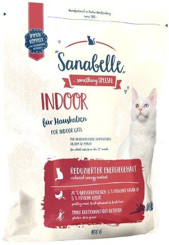 Sanabelle Indoor сухой корм для кошек 0,4 кг